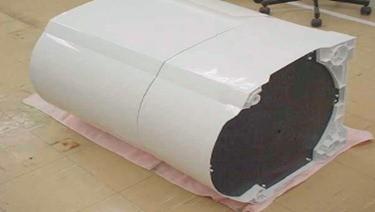deitar o gabinete cho forrado lavadora consul floral 7kg thumb Desmontagem e Testes da Lavadora Consul Floral 7kg
