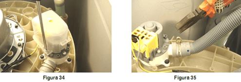 Proteção eletrobomba de drenagem