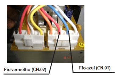 teste do motor no sentido ant horário lavadora electrolux lt 50 e 60