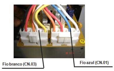 teste da válvula principal lavadora electrolux lt 50 e 60