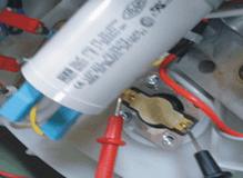 teste termostato segurança lavadoras GE