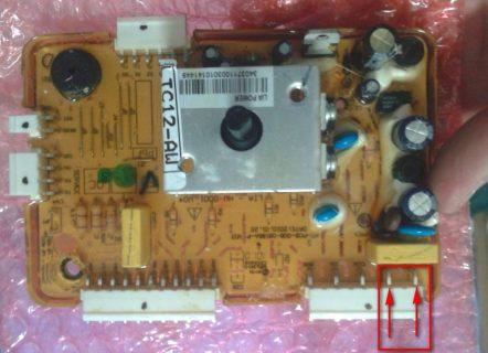 Teste placa eletrônica Electrolux ltc12