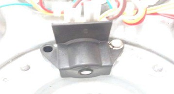 retirada solenoide lavadora consul floral 7kg thumb Desmontagem e Testes da Lavadora Consul Floral 7kg